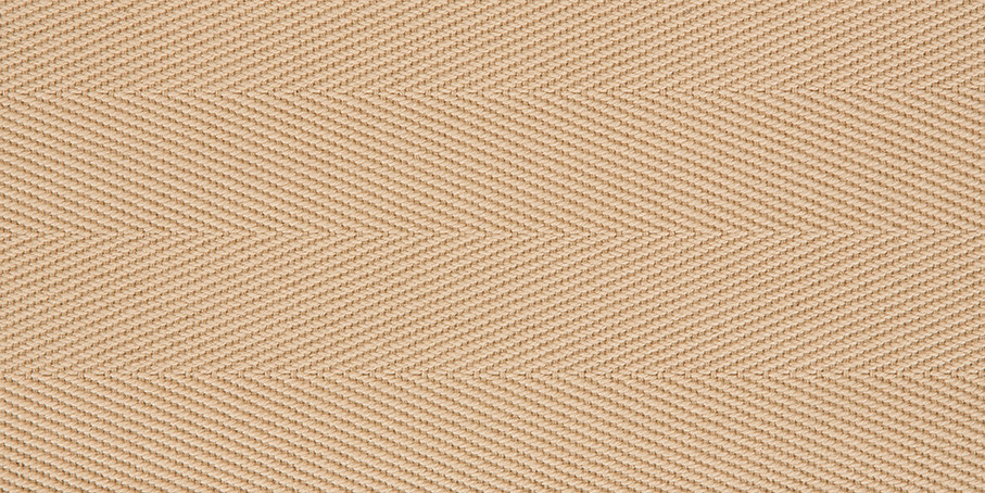 Wheat Cotton Herringbone