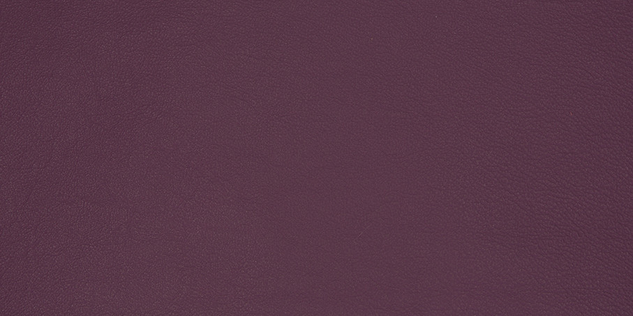 Aubergine Leather
