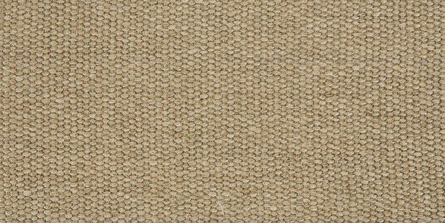 Ecru Linen Basketweave